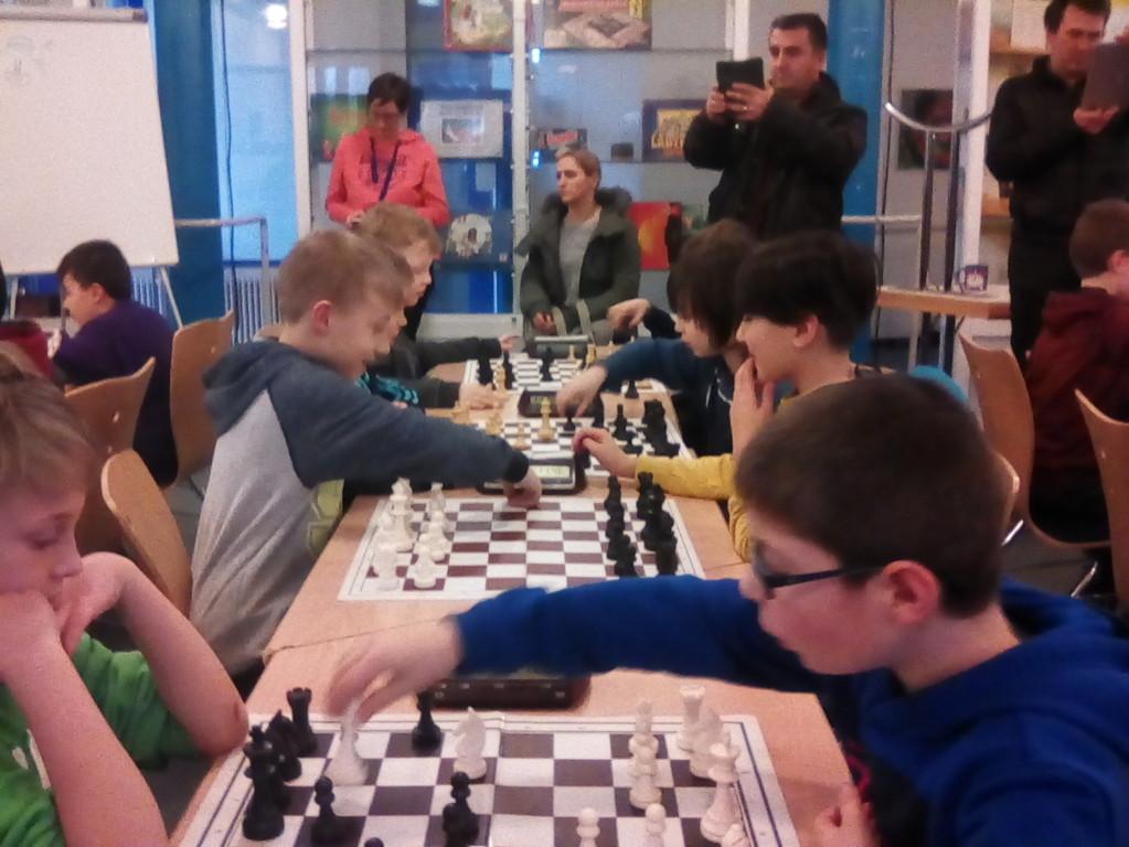 Kreismeisterschaften Schach 2018