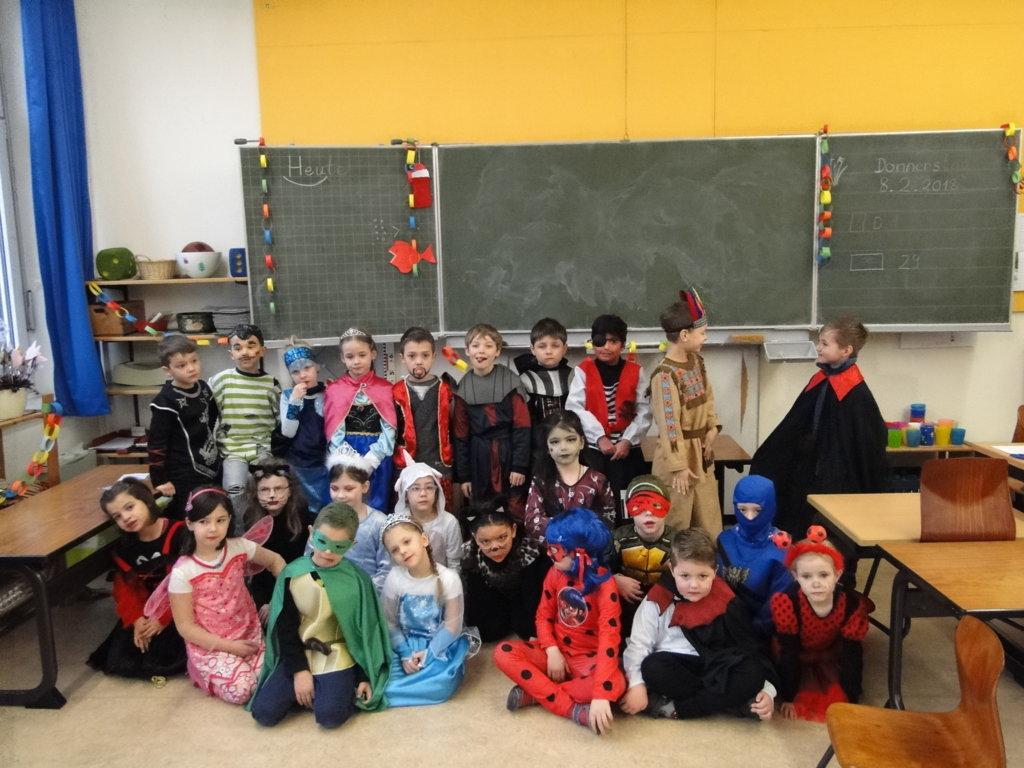 Schulkarneval Eichendorff 2018 (1)