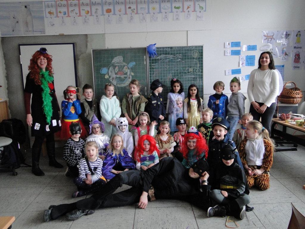 Schulkarneval Eichendorff 2018 (2)