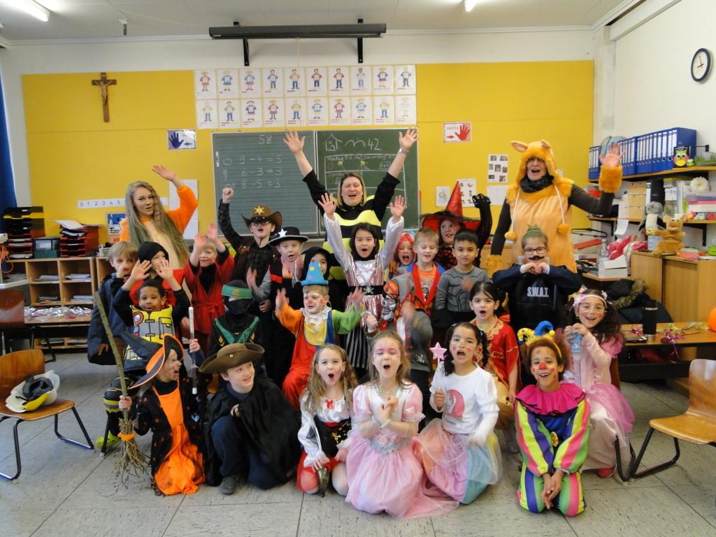 Schulkarneval Eichendorff 2018 (3)