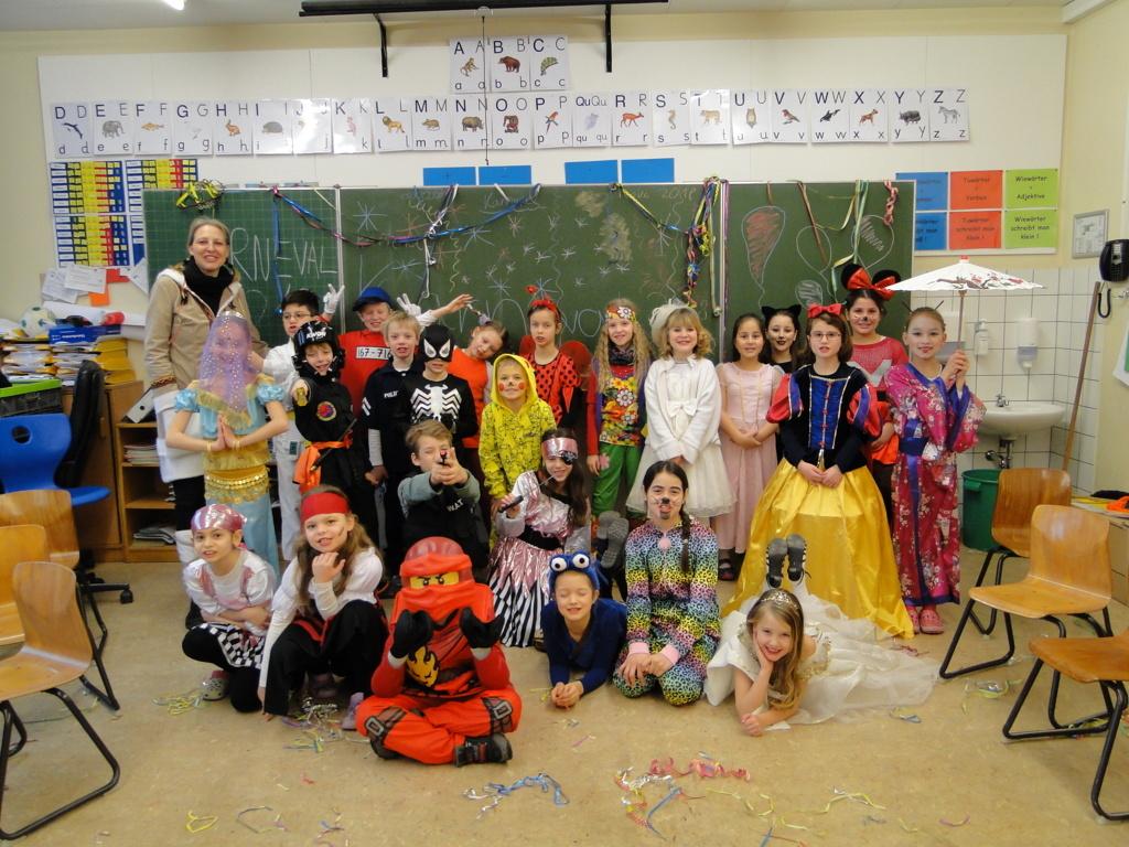 Schulkarneval Eichendorff 2018 (4)